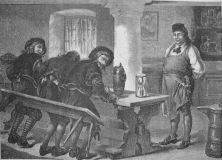 Puschkin Starkbierprobe/Wiki Commons