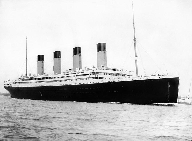 RMS Titanic | © F.G.O. Stuart/WikiCommons
