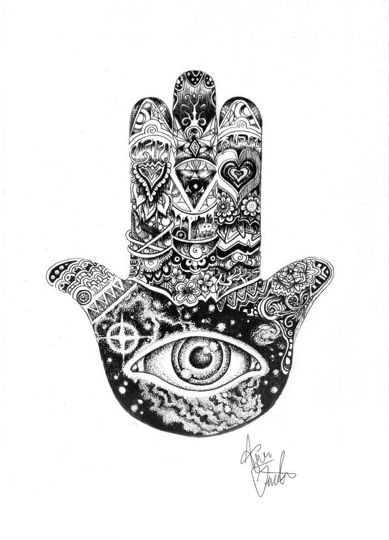 © Hand Of Fatima