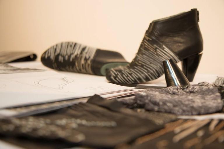 Shoe Designing and Making Courtesy of HaGilda