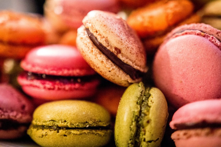 Macarons | © Thierry Leclerc/Flickr