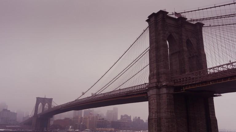 Two Bridges: Under Brooklyn Bridge   © Jeffrey Zeldman/Flickr
