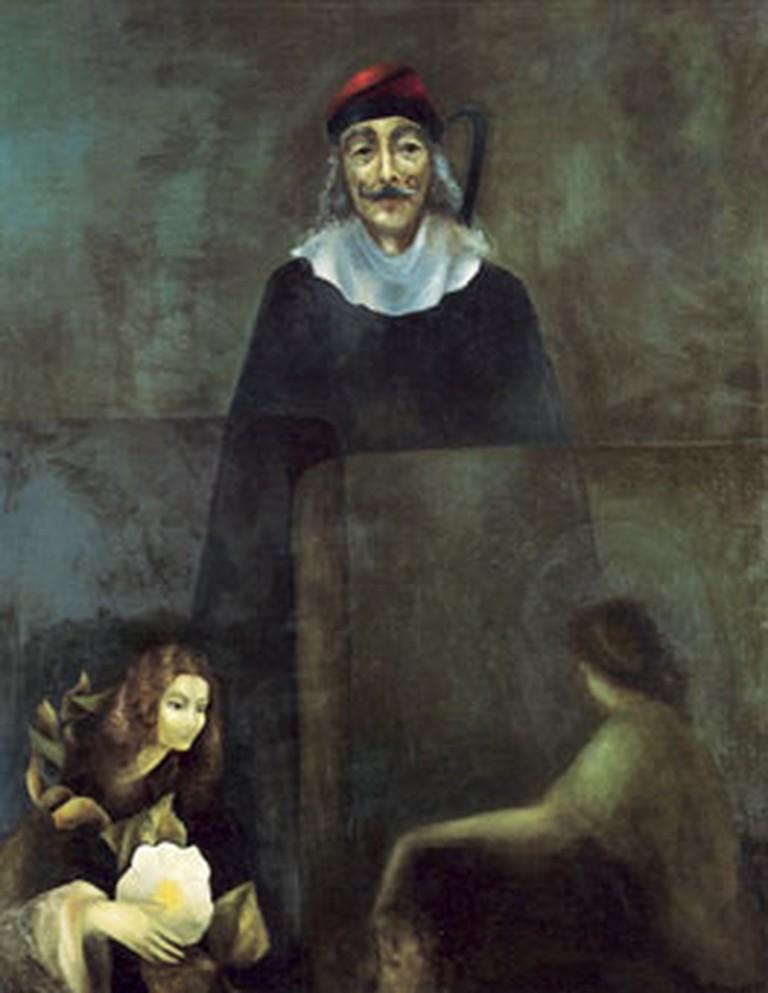 Dalí by Sofía Gandarias | Courtesy of Gandarias.es