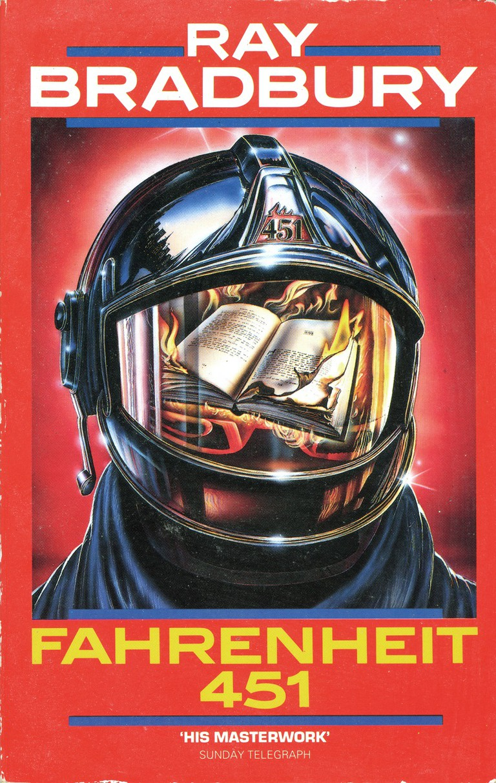 Ray Bradbury - Fahrenheit 451|© RA.AZ 2007/Flickr