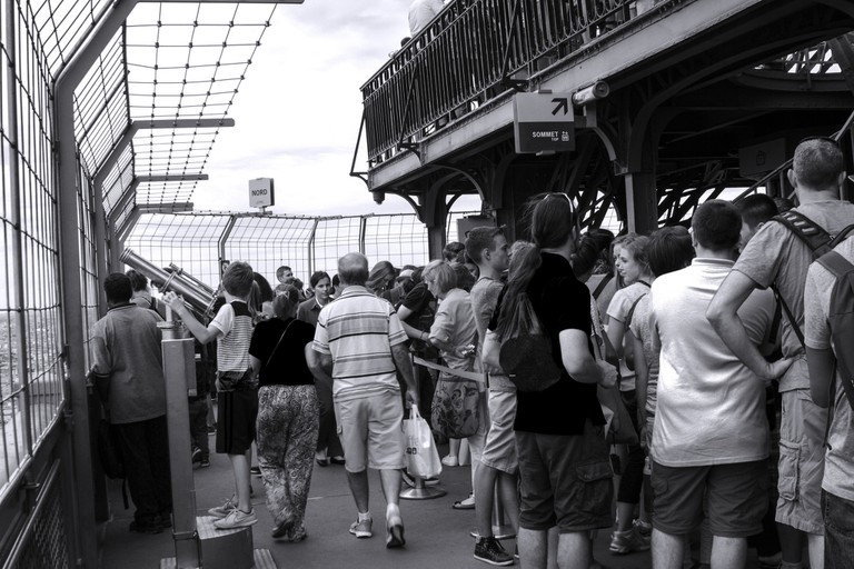 Crowds on the Second Floor | © Jared/Flickr