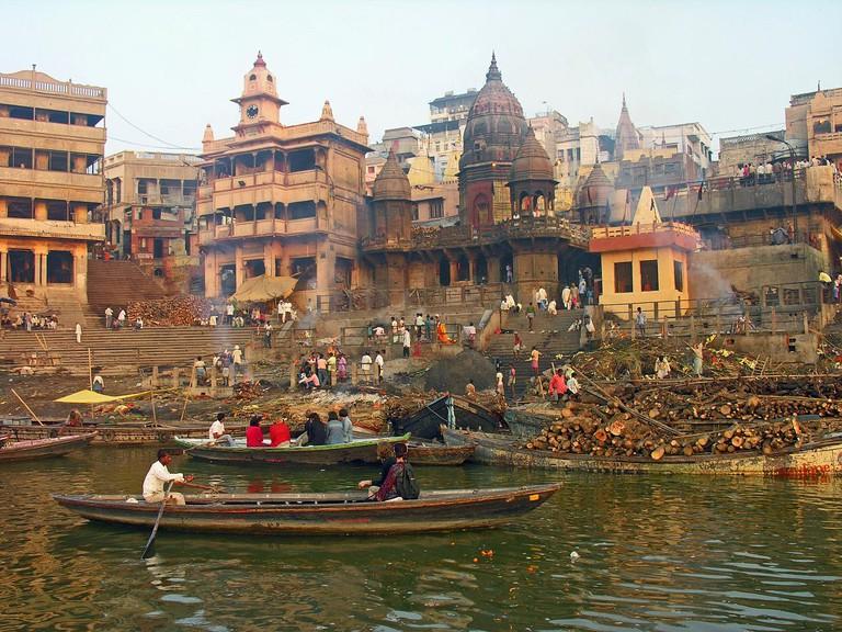 Varanasi | © Denis Jarvis/Flickr
