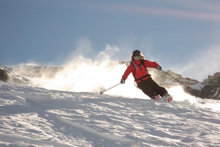 Skiing in France   © Heikki Rauhala/Flickr