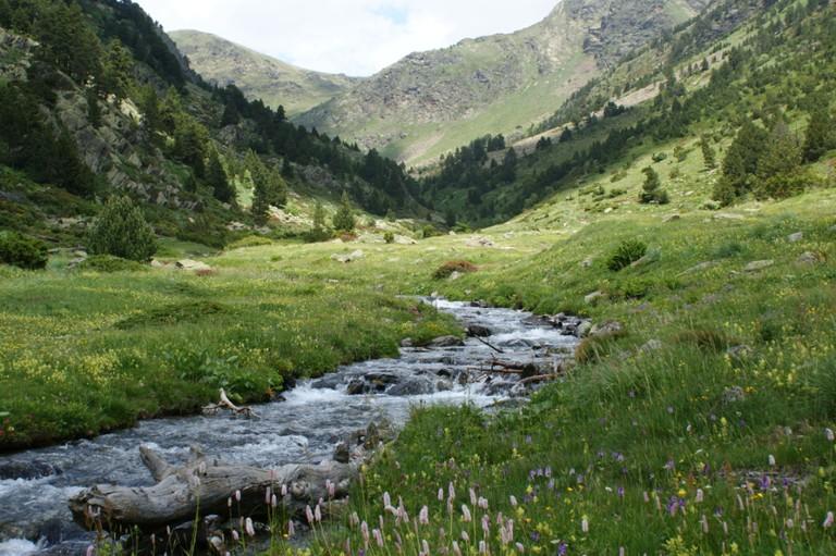 The Andorran countryside | © PROFerran Llorens / Flickr