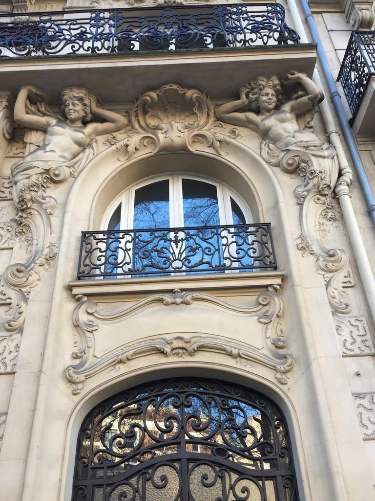 177 Rue d'Alesia 75014 | © Ami B. Cadugan
