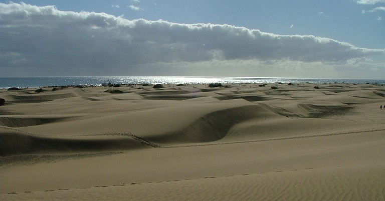 Dunes of Maspalomas | © kismihok / Flickr