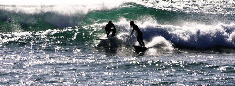 The Surf | © Carles Sànchez/Flickr