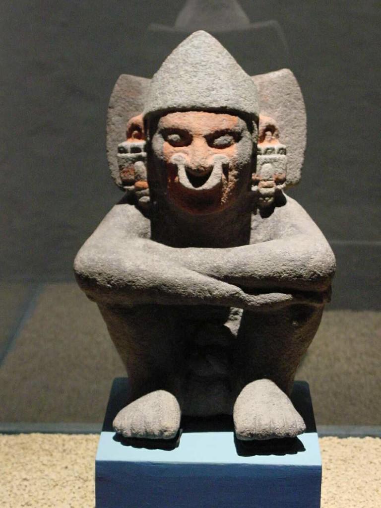Huitzilopochtli, God of War |© Darij & Ana/Flickr