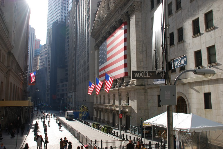 Wall Street | © Dave Center/Flickr