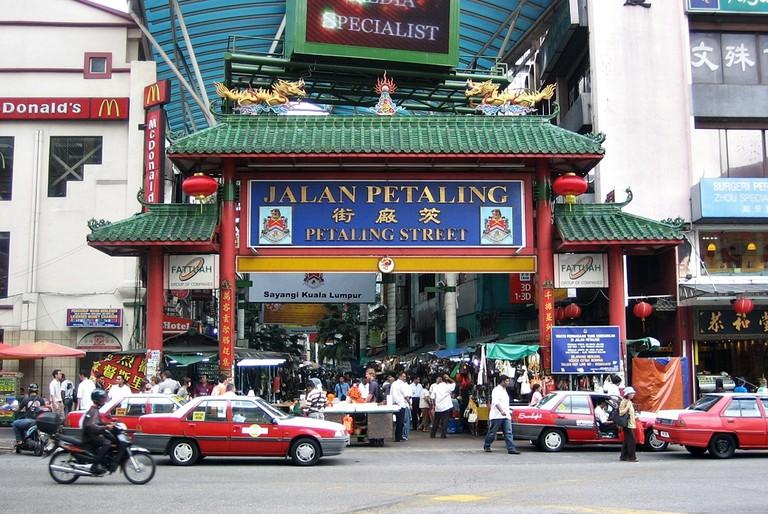 Chinatown, Kuala Lumpur | © Khalzuri Yazid/Flickr