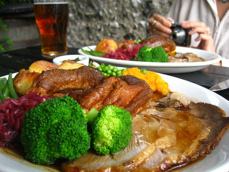 Sunday Roast | © Jeremy Keith/Flickr