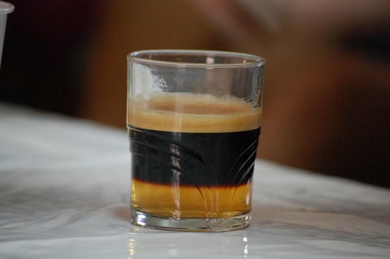 A rum carajillo | © Miquel C. / Flickr