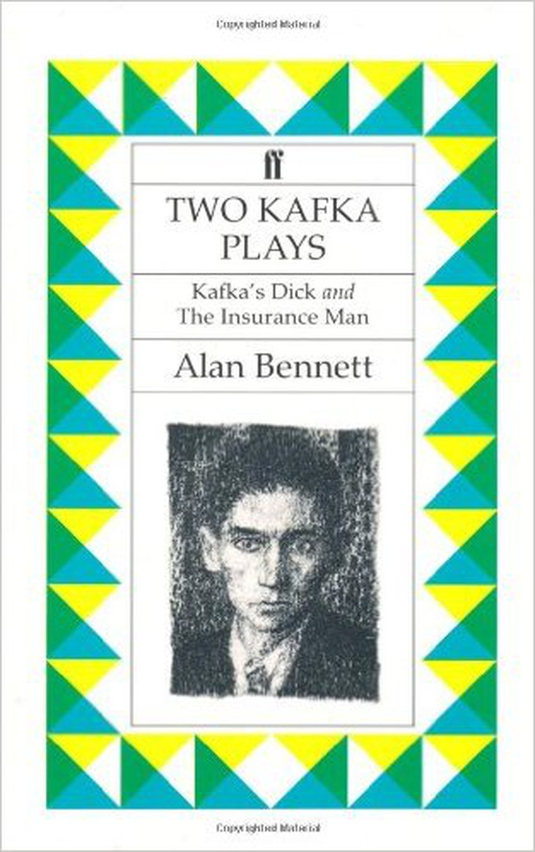 Two Kafka Plays by Alan Bennett | Published by Faber & Faber