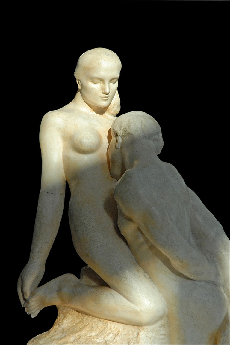 Auguste Rodin, The Eternal Idol, | © Jean-Pierre Dalbéra/Flickr