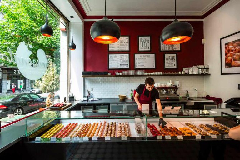 Chouconut's pastry display | © Frederic Raevens