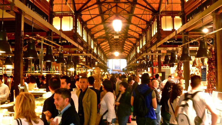 San Miguel Market in Madrid   © Herry Lawford / Flickr