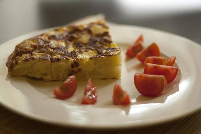Spanish omelet | © Luca Nebuloni / Flickr