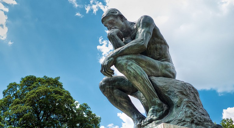 Auguste Rodin, The Thinker, 1903 | © Joe deSousa/Flickr