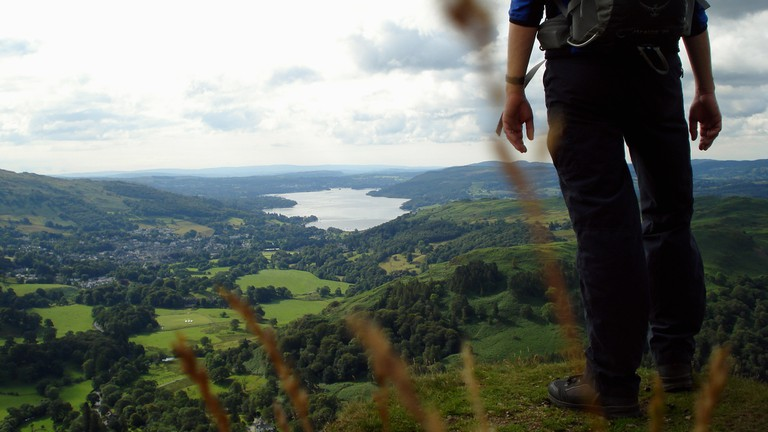 View of Lake Windermere from Ambleside | © Peer Lawther/Flickr