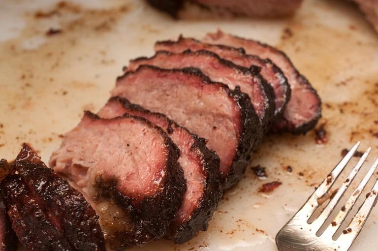 Beef Brisket | © Ernesto Andrade/Flickr