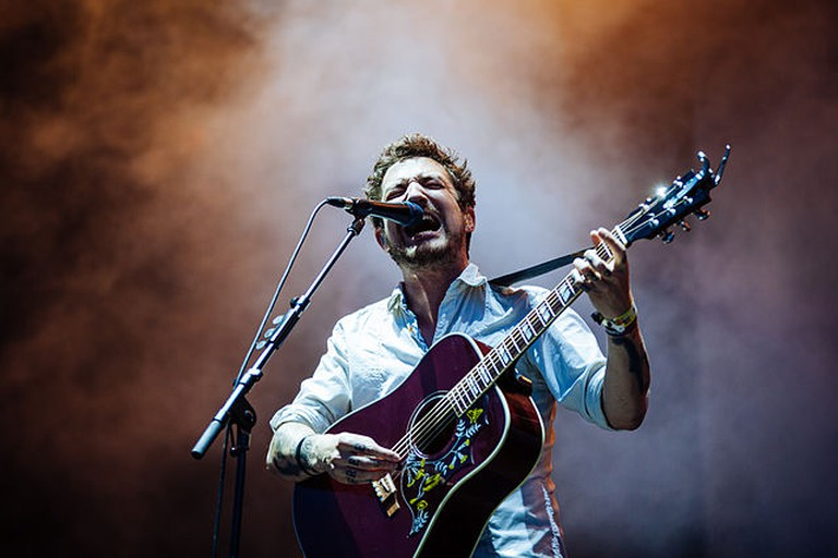 Frank Turner | © Henry W. Laurisch /Wikicommons