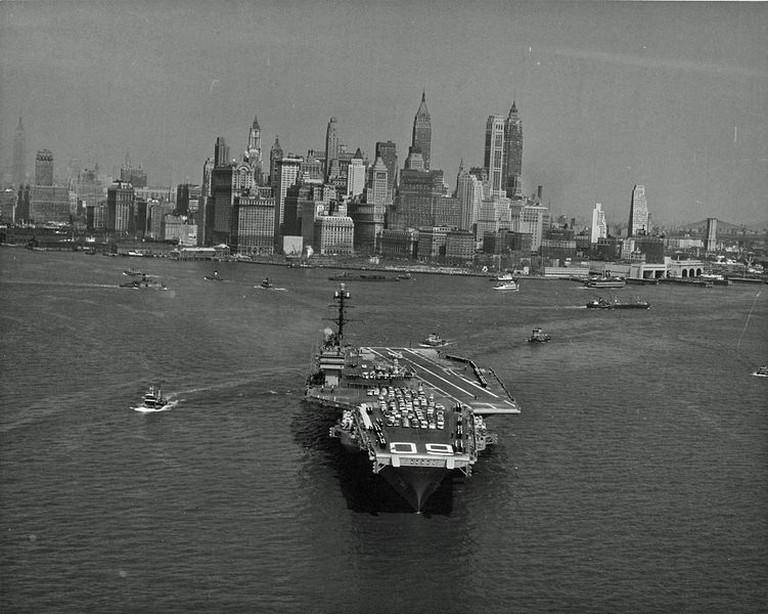 New York in the 1950s | © Cobatfor/WikiCommons