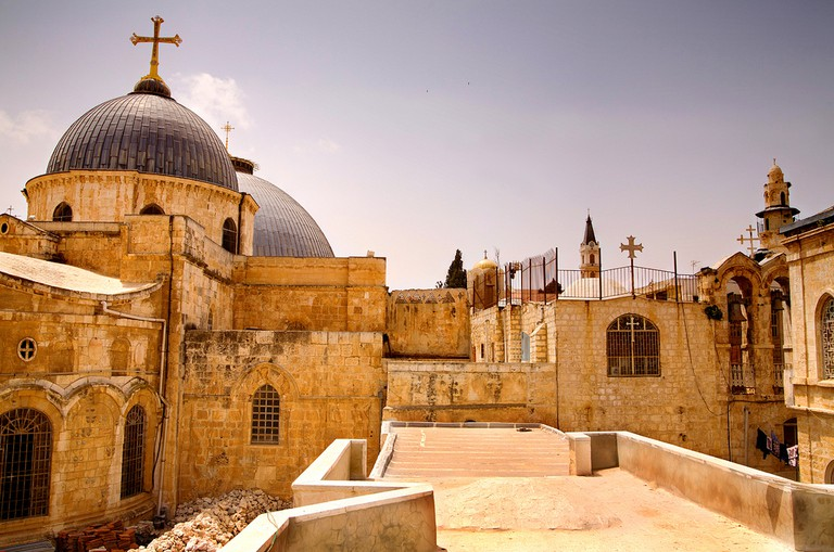 The Church of the Holy Sepulchre | © Israel Tourism/Flickr