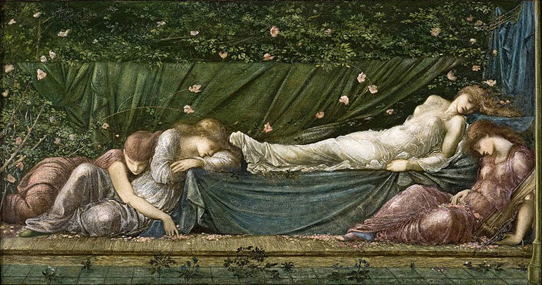 The Sleeping Beauty | © Wikicommons