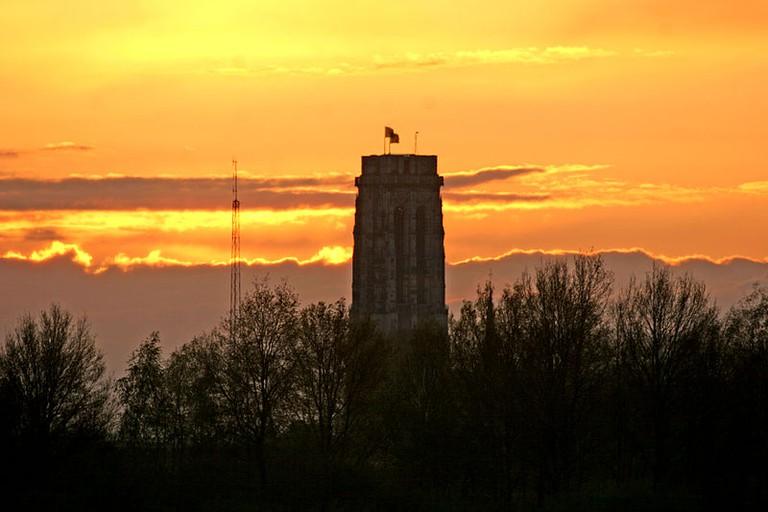 The St. Rumbold's tower|© Robert Piessens/Wikimedia Commons