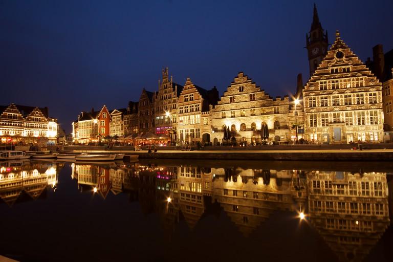 Ghent | © Sandeep Pawar/Flickr