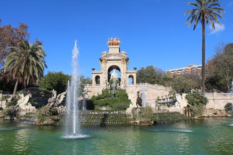 Parc del Ciutadella | © yonolatengo/Flickr