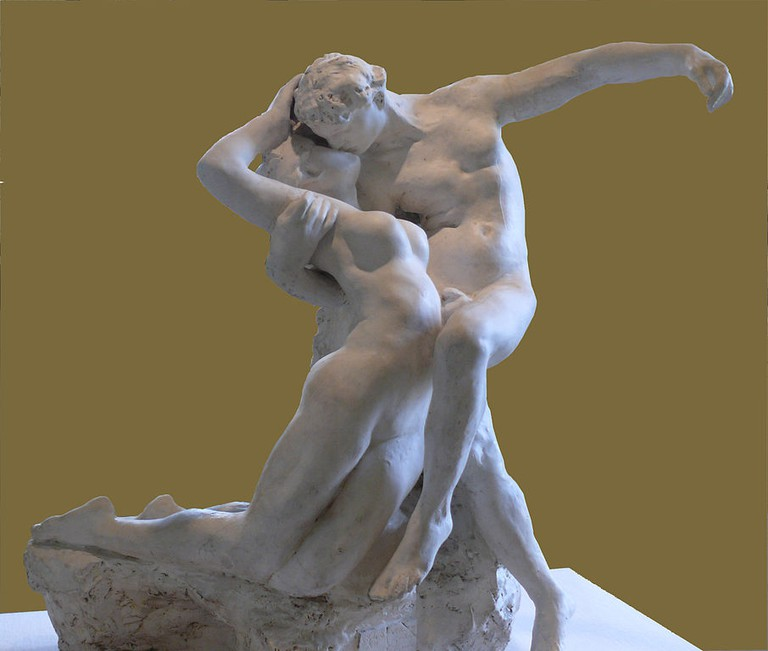 Auguste Rodin, Eternal Springtime, 1884 | © Ad Meskens/WikiCommons