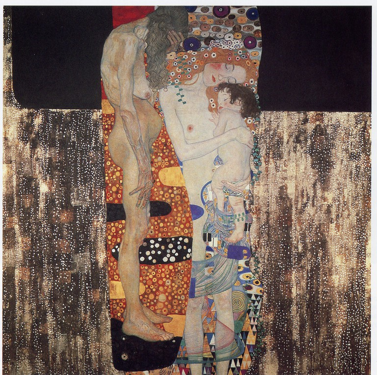 Gustav Klimt, The Three Ages of Woman, 1905 | © freeparking :-l/Flickr