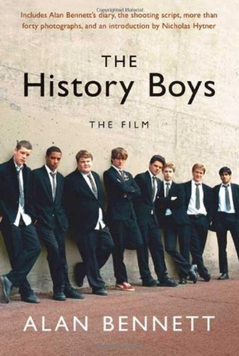 The History Boys by Alan Bennett | Published by Faber & Faber