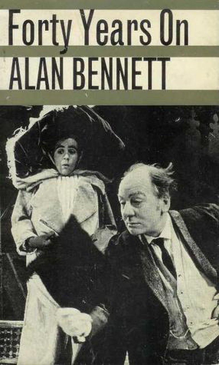 Forty Years On by Alan Bennett | Published by F.A Thorpe Publishers