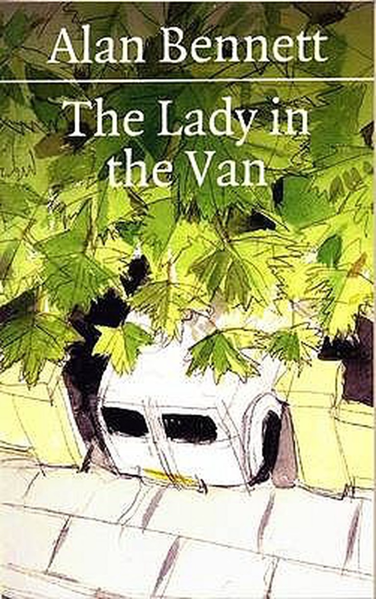 The Lady in the Van by Alan Bennett | Published by Profile Books