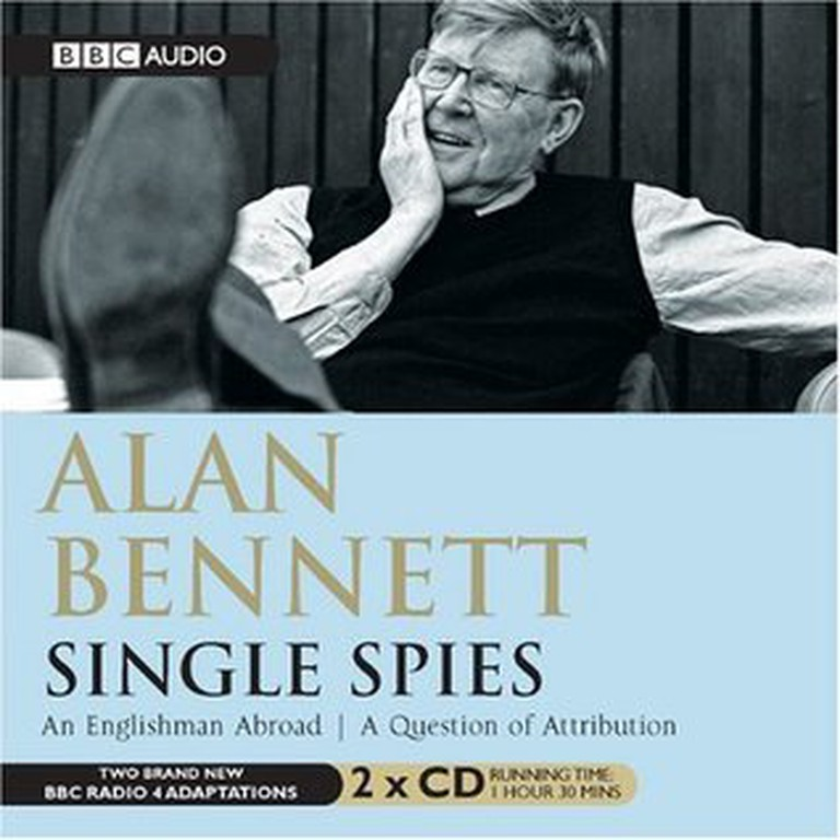 Single Spies by Alan Bennett | Published by BBC Audiobooks
