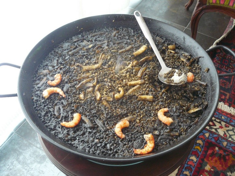 Arroz Negro - © IHQ/Flickr