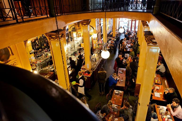 Cafe À La Mort Subite | Marliesdeboeck @Wikicommons
