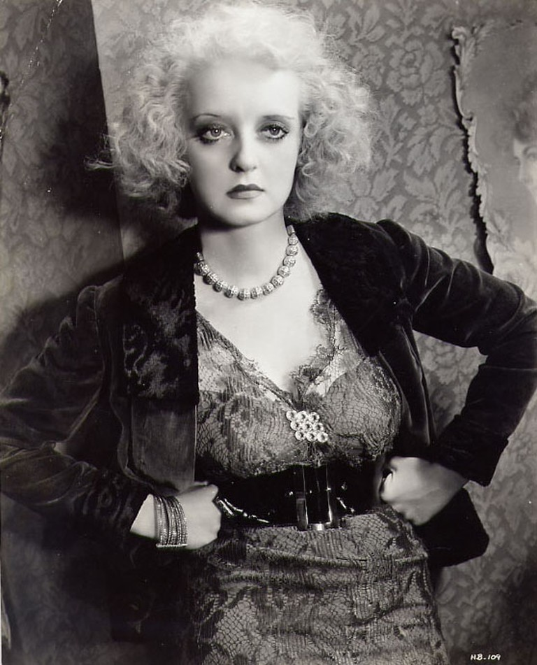 Bette Davis in Of Human Bondage | © Warner Bros. Studio/WikiCommons