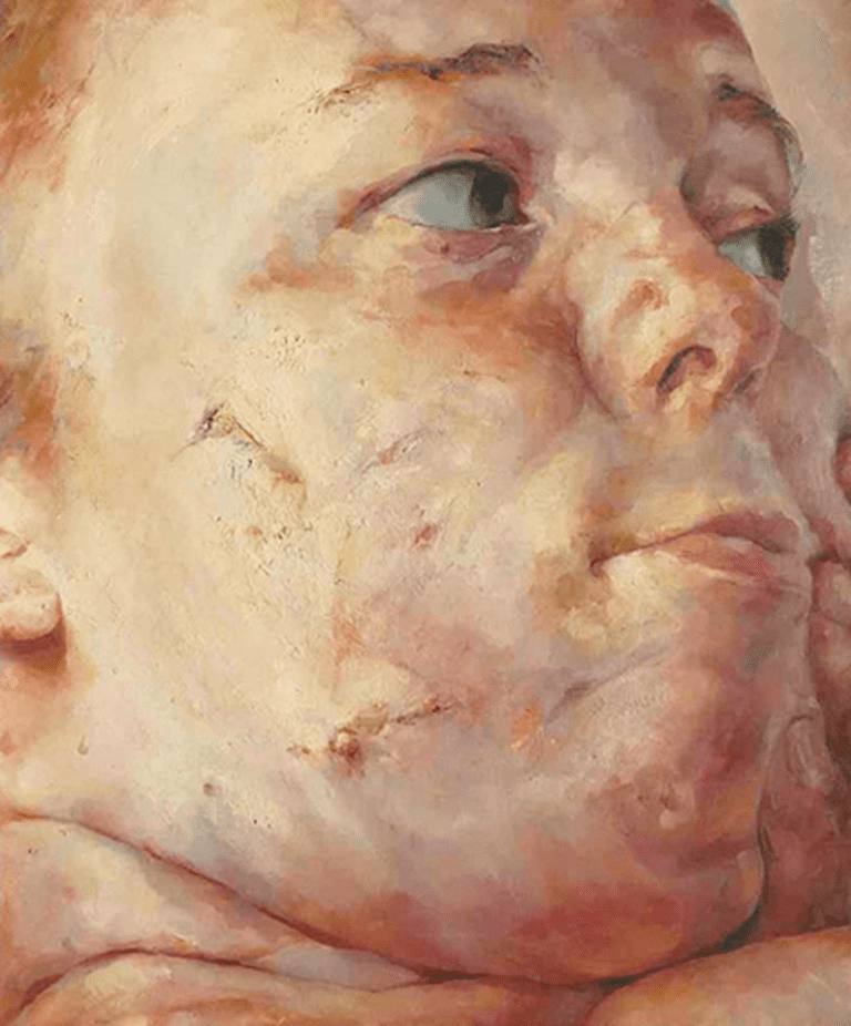 Interfaced by Jenny Saville © Cea/Flickr