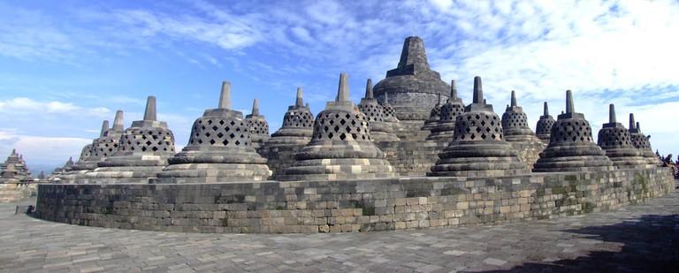 Borobudur Temple © Pandu Adnyana/WikiCommons