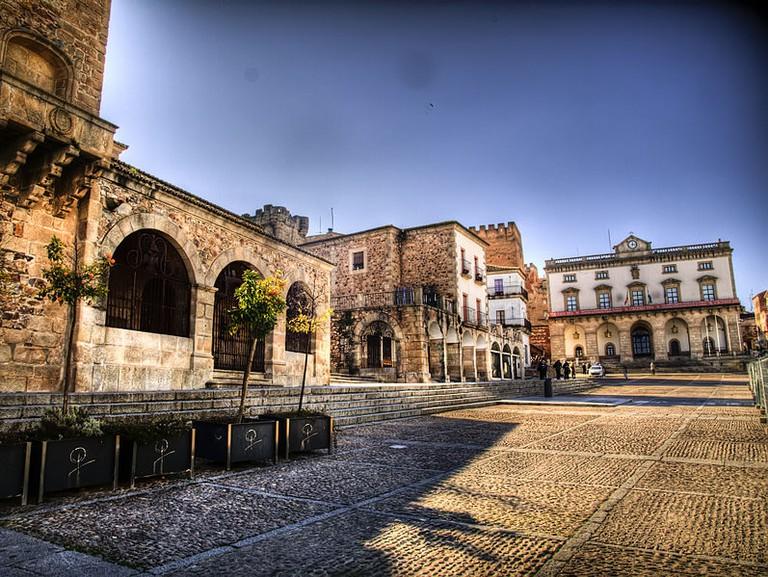 Cáceres © Javier Losa/WikiCommons