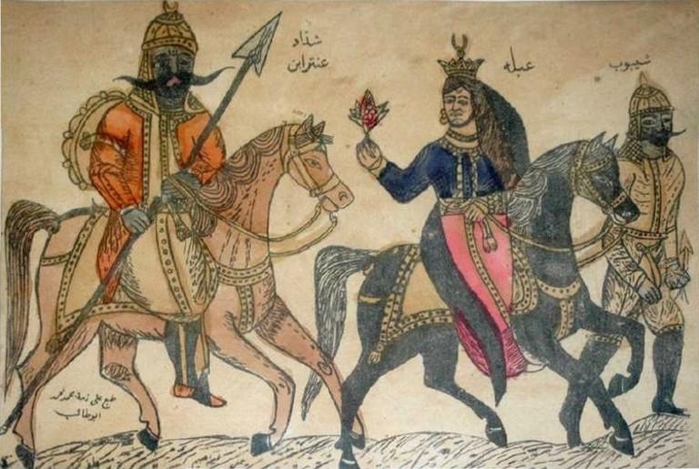 'Antarah ibn Shaddad & Abla'