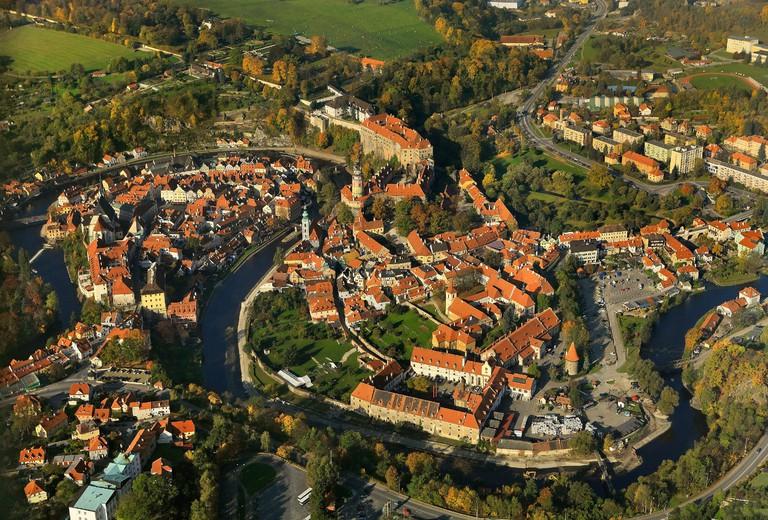 Český Krumlov, Czech Republic | © The Town of Český Krumlov/Photo by: Libor Svacek