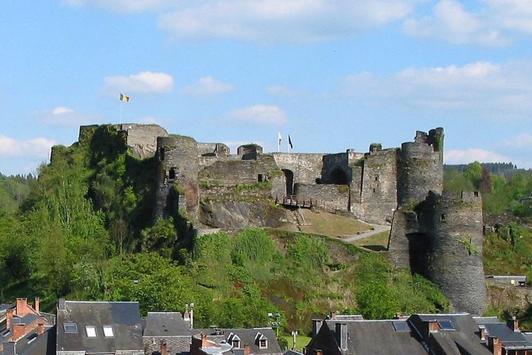 La Roche-en-Ardenne (Belgium), ruins of the castle | © Jean-Pol GRANDMONT/WikiCommons